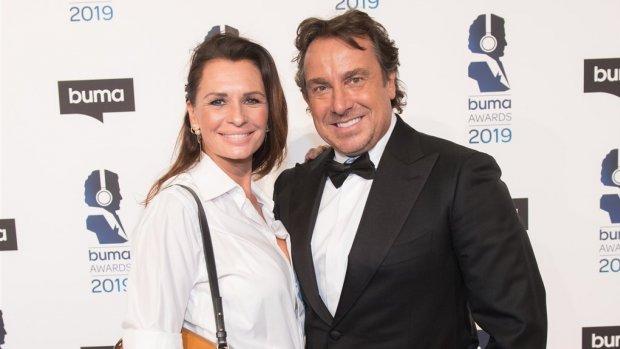 Marco en Leontine Borsato uit elkaar