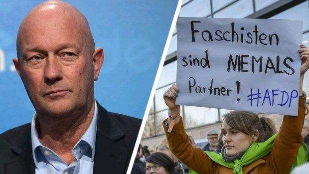 Duitse premier stapt binnen 24 uur op na woedende reacties