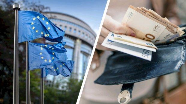 Jij betaalt 282 euro voor de EU - dit is waar het naartoe gaat