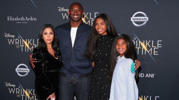 Kobe Bryant schreef 'geheime' afscheidsbrieven voor dochters