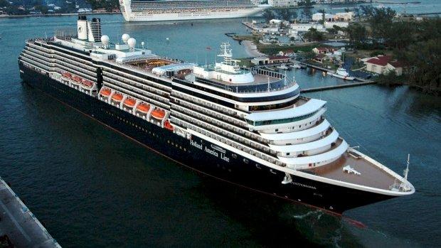 Cruiseschip Westerdam met Nederlanders aan boord mag aanmeren in Cambodja