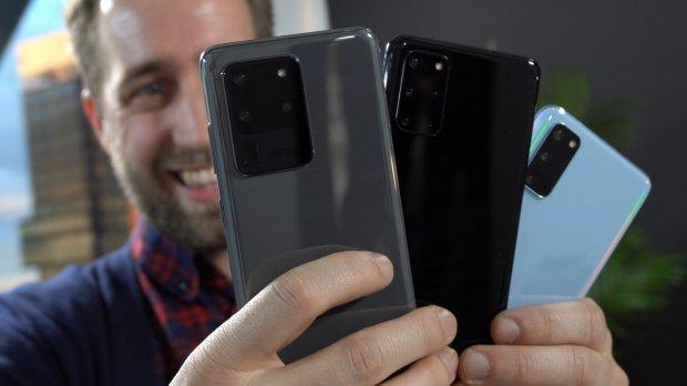 Eerste indruk: Samsung Galaxy S20