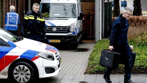 Brief in Leusden bevatte explosieven, is onschadelijk gemaakt door EOD