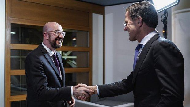 Compromisvoorstel EU-president om strijd EU-budget te beëindigen