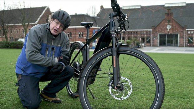 Review: deze snelle e-bike heeft een versnellingsbak