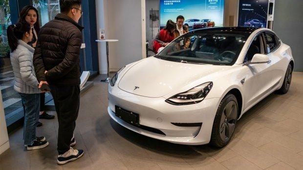 'China wil subsidie voor elektrische auto's verlengen'