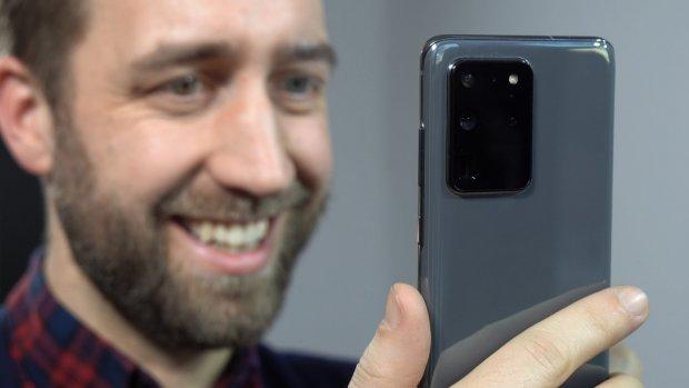 Samsung belooft oplossing voor cameraproblemen S20 Ultra