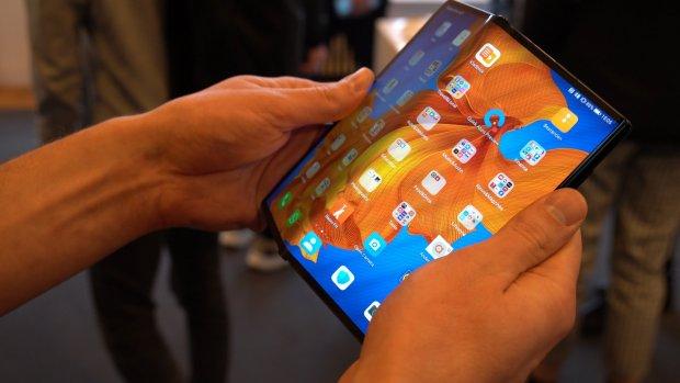 Eerste indruk: vouwbare smartphone Huawei Mate Xs