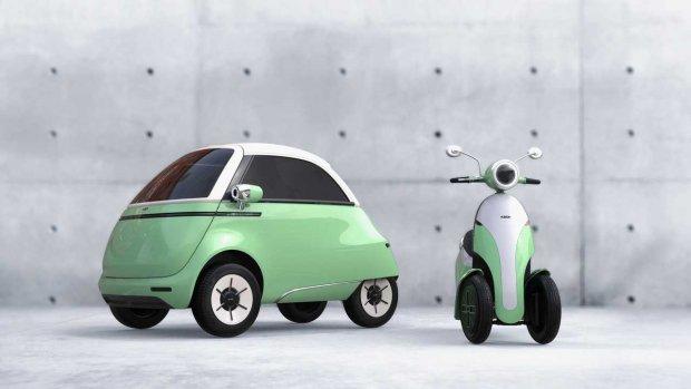 Deze kleine elektrische auto kost 12.000 euro