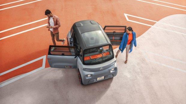 Elektrische stadsauto van Citroën kost maar 7000 euro