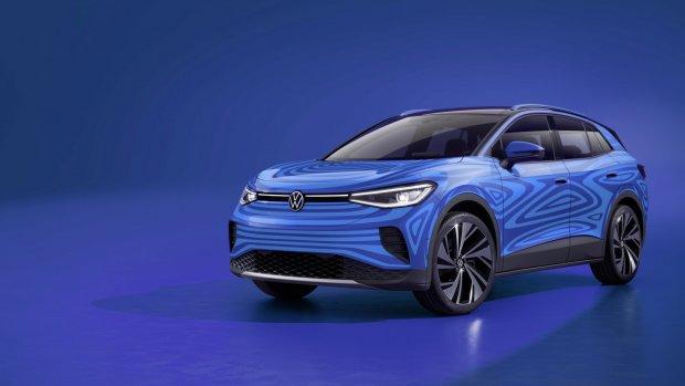 Volkswagen presenteert elektrische ID.4 met 500 km bereik