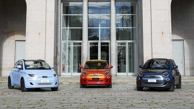 Fiat 500 gaat ook elektrisch
