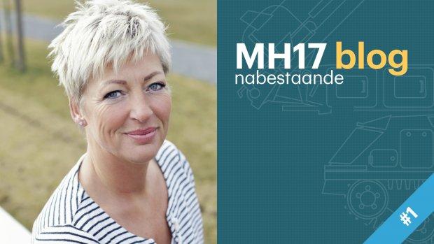 Nabestaande Ria blogt over het MH17-proces: 'Ik wil het zién, hóren, vóelen'