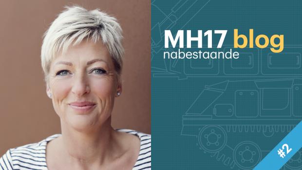 Nabestaande Ria blogt over het MH17-proces: 'Gek genoeg voel ik me euforisch'