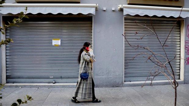 Bijna alle winkels dicht: Italië verscherpt maatregelen
