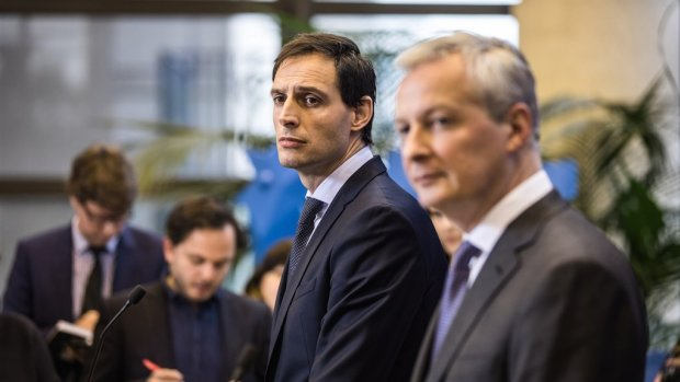 Zo veel verlies maakt de staat op het aandeel Air France-KLM