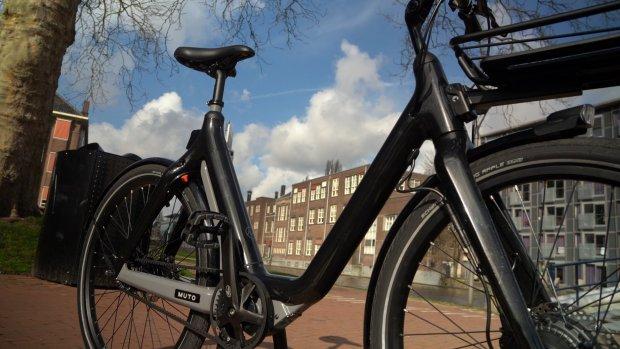 Getest: nieuwe Nederlandse e-bike zit vol vernuft