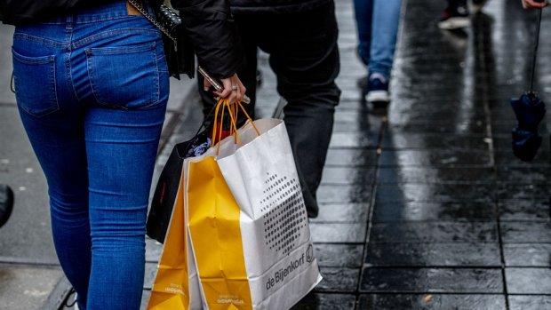 Consumenten worden negatiever over economie