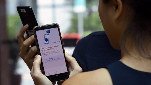 Apps helpen bij opsporen nieuwe corona-gevallen