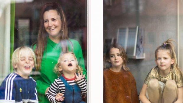 Foto's door het raam: Annabel laat Nederland zien in quarantainetijden