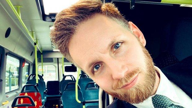 'Verbroedering onder passagiers', zegt buschauffeur Bart