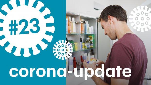 Moet ik stoppen met bepaalde medicijnen om het coronavirus?