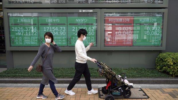 Forse koerswinsten in Azië: Nikkei stijgt ruim 7 procent