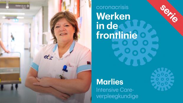 Ic-verpleegkundige in Brabant: 'Afscheid nemen zonder kus of knuffel'