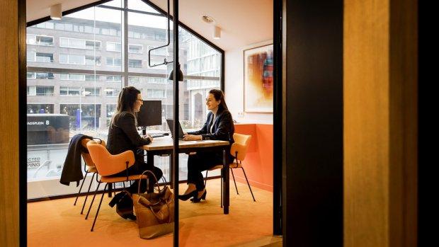 'Vooruitzichten Nederlandse banken worden slechter'