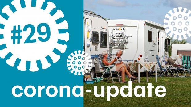 Kan je nog naar de camping tijdens deze coronacrisis?