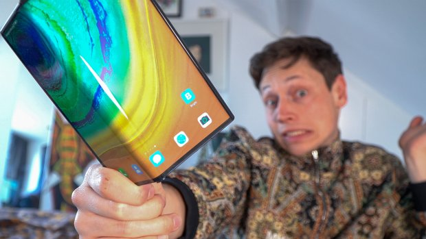 Review Huawei Mate Xs: is dit de beste vouwtelefoon?