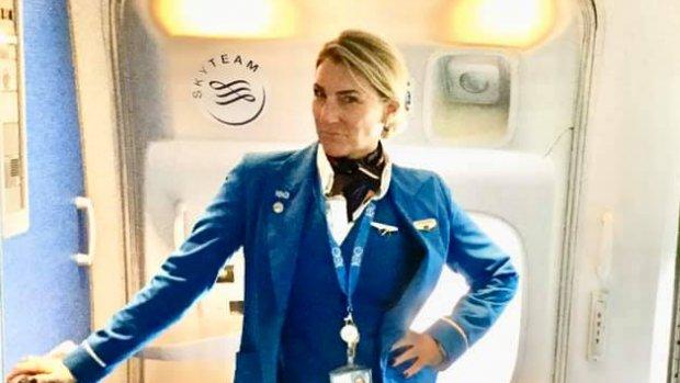 'Ik wil werken. Ik wil helpen', zegt stewardess Tum