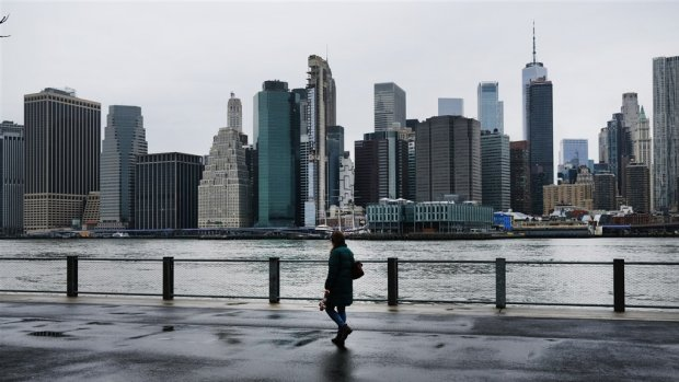 Eerste dag zonder coronadoden in New York