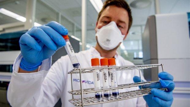 Testen, testen, testen, maar bij de laboratoria is het (nog) niet druk