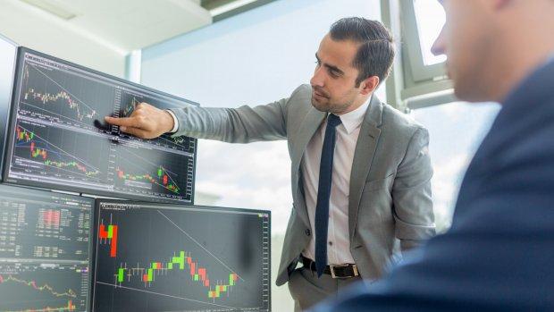 Dalende beurs leidt tot enorme toestroom beleggers