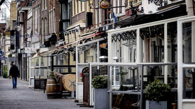 Sluiting horeca hakt erin, vooral in Zeeland en op de Wadden