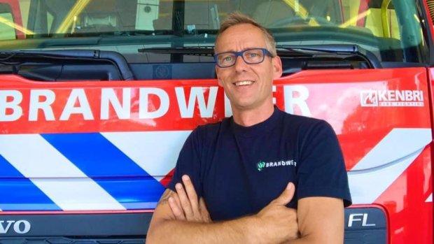 Zij houden Nederland draaiende: 'Wij kunnen niet thuisblijven', zegt brandweerman André