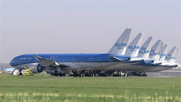 Air France-baas: 'Air France en KLM snel staatssteun nodig'