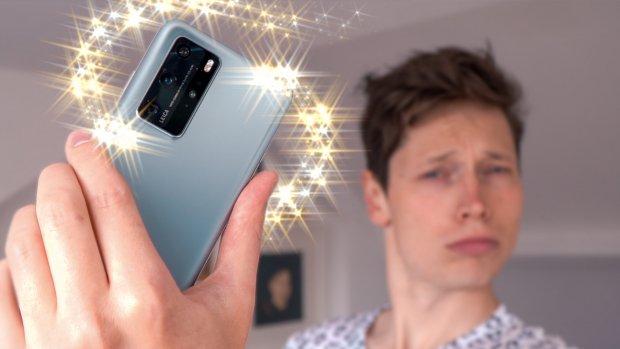 Huawei P40 Pro: magische camera, incomplete telefoon
