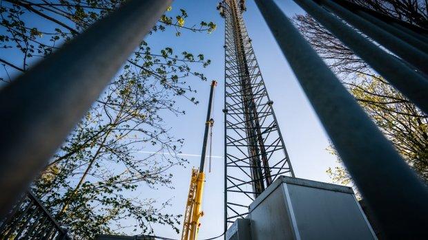 Stichting tegen komst 5G neemt afstand van vernielingen