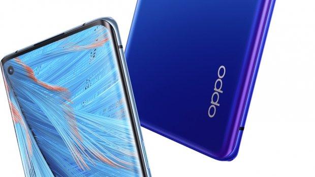 Oppo onthult twee nieuwe smartphones met 5G