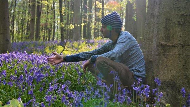 Boer Bart (36) heeft zijn eigen stukje natuur: 'Hier kom ik helemaal tot rust'