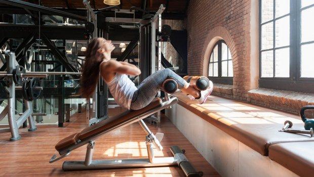 Onbezorgd fitnessen op anderhalve meter in de sportschool