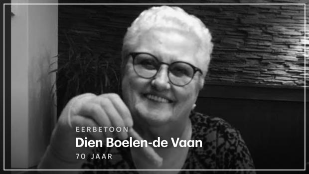 'Ze was net een week 70 en nog lang niet toe aan de dood'