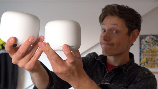 Review: overal in huis goede wifi met Google Nest Wifi