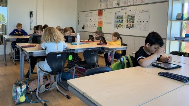 Veel leerlingen 'onnodig thuis':  honderden basisscholen worstelen met bange ouders