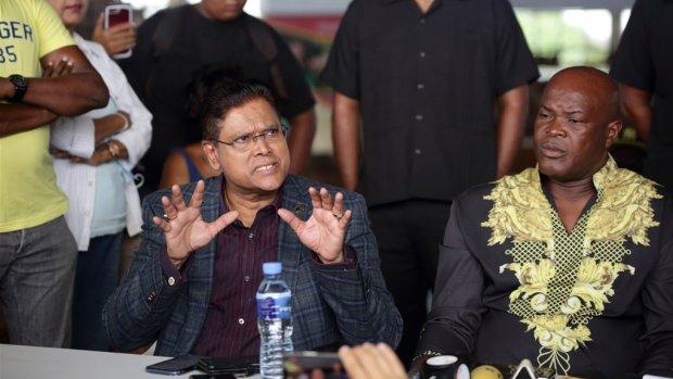 Oppositie Suriname doet oproep: 'Toezichthouder grijp in'