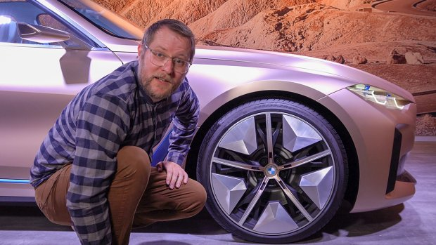 Eerste indruk: de nieuwe elektrische auto's van BMW