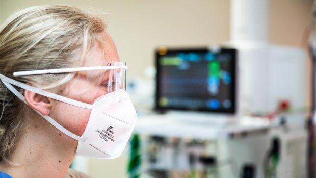 Aantal coronapatiënten in ziekenhuis stijgt weer boven de 100