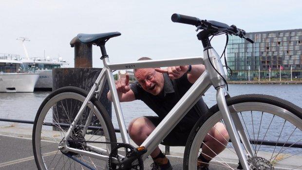 Review: deze hippe e-bike voor in de stad fietst erg soepel